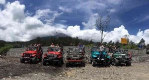 merapi by Borobudur Holiday