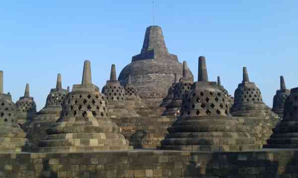 borobudur temple by Borobudur Holiday