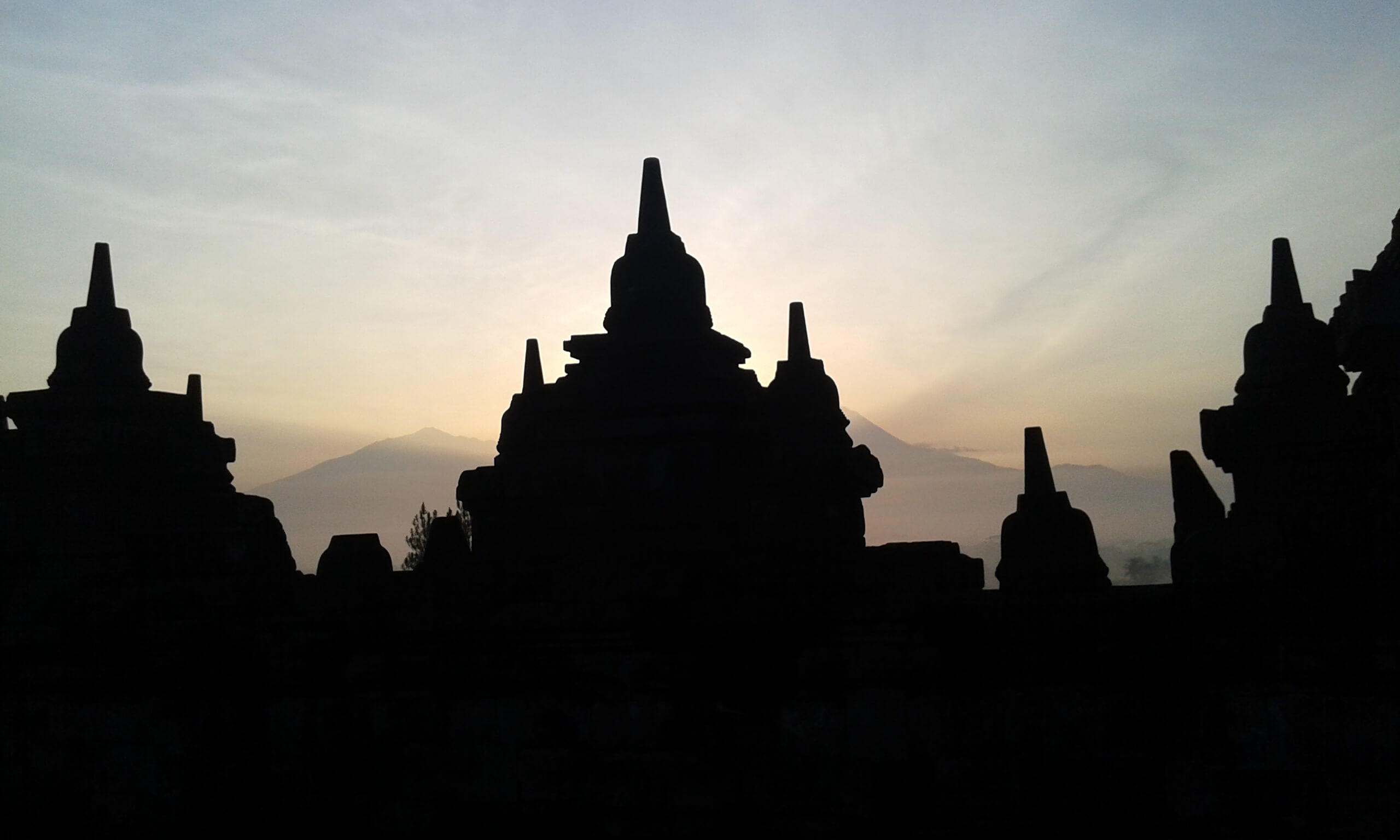 Borobudur tour with Borobudur Holiday