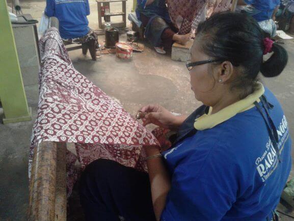 batik Traditionel